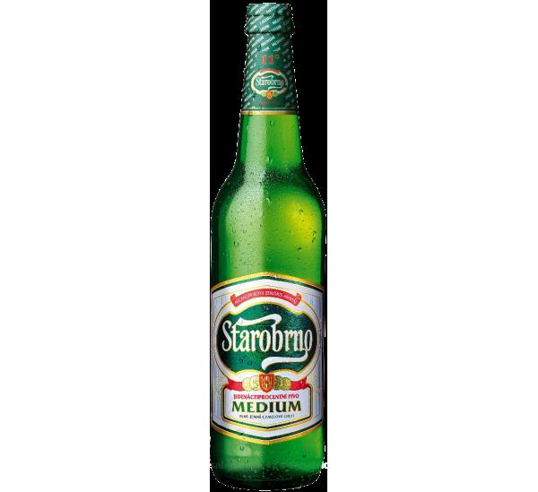 Starobrno Pivo 0,5 L