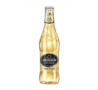 Strongbow Gold Apple sklo 0,33l