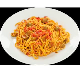 Špagety Alla Diavola