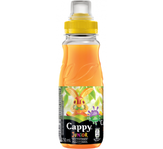 Cappy junior multivitamín 250ml