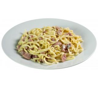 Spaghetti Prosciutto E Panna